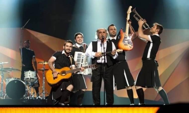 """Οι Koza mostra """"γιόρτασαν"""" την επέτειο του ενός χρόνου από τον περυσινό τελικό της Eurovision (φωτό)"""
