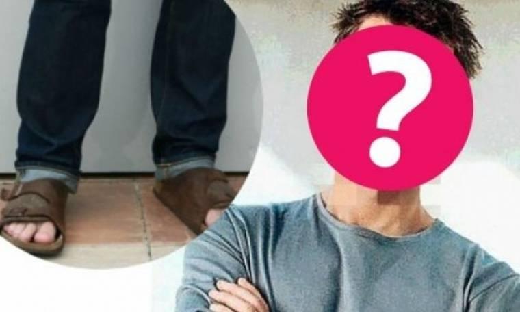 Ποιος διάσημος ηθοποιός φόρεσε... παντόφλες στο κόκκινο χαλί;