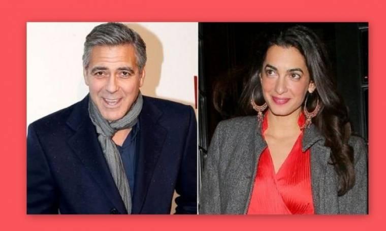 George Clooney-Amal Alamuddin: Παντρεύονται στις 12 Σεπτεμβρίου