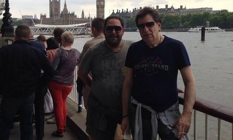 Στέλιος και Άγγελος Διονύσιου στο… Λονδίνο!