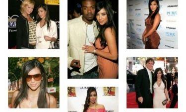 Kim, εσύ; Το πιστεύετε ότι η reality star κυκλοφορούσε κάποτε έτσι;