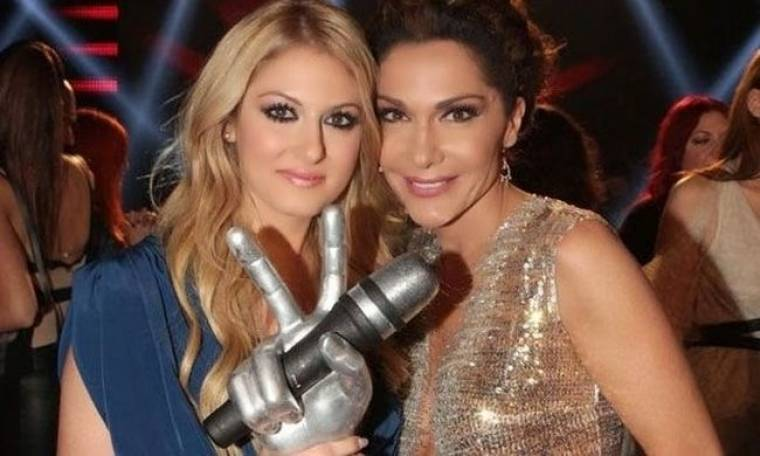 «The Voice»: Έσπασε το βραβείο της Μαρίας – Έλενας Κυριάκου!