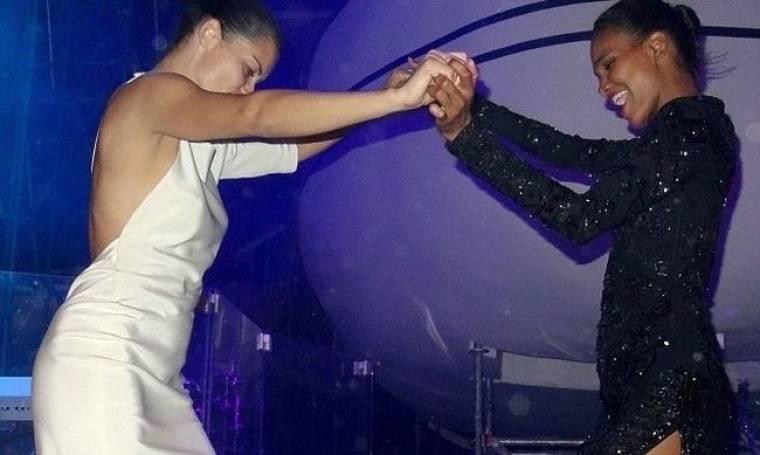 Κάννες 2014: Χορεύει και αναστατώνει η Adriana Lima!