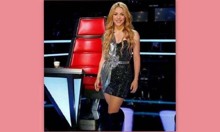Και η Shakira με δημιουργία του Βρεττού Βρεττάκου!