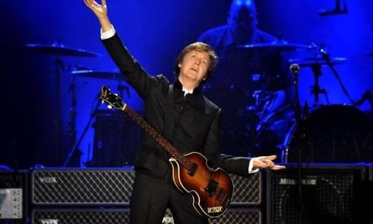 Στο νοσοκομείο εισήχθη ο Paul McCartney