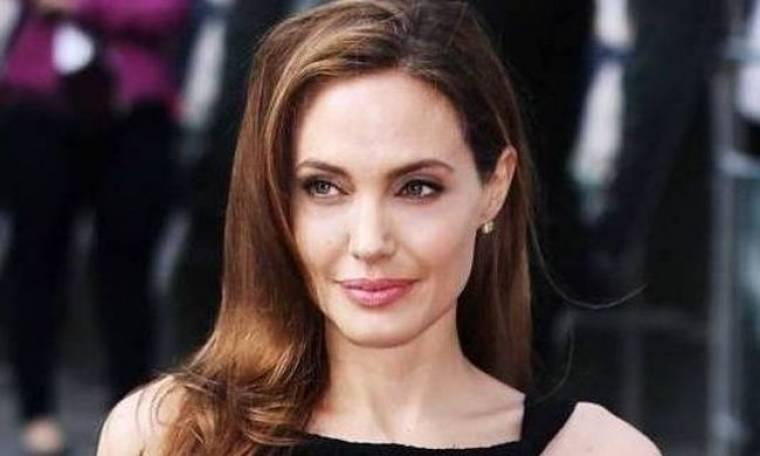 Angelina Jolie: «Ο Brad  είναι ο άνθρωπός μου»