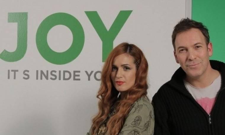 «Joy»: Με Νίκο Γαλανό και Μπέτυ Μαγγίρα!