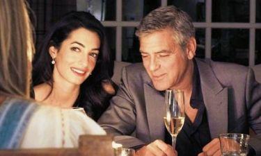 George Clooney: Ταξίδι στην… Σκιάθο πριν τον γάμο!