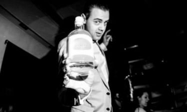 Ο κορυφαίος bartender του κόσμου, Simone Caporale στο  Skinos Mediterranean Cocktails Challenge 2014!