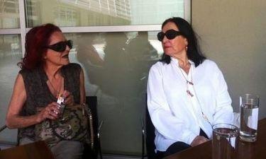 Η τυχαία συνάντηση Νάνας Μούσχουρη- Patricia Field