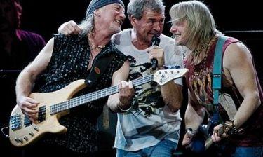Θύελλα αντιδράσεων για τη συναυλία των Deep Purple στα κατεχόμενα της Κύπρου!