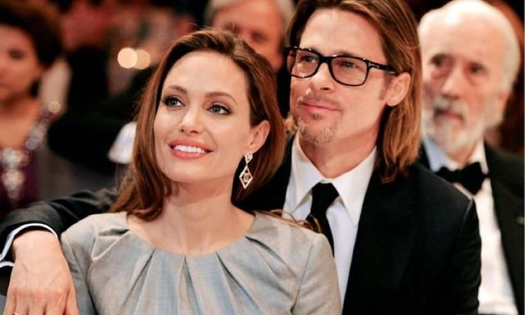 Angelina Jolie: «Ο γάμος μας με τον Brad θα είναι μια μεγάλη μέρα για την οικογένειά μας»