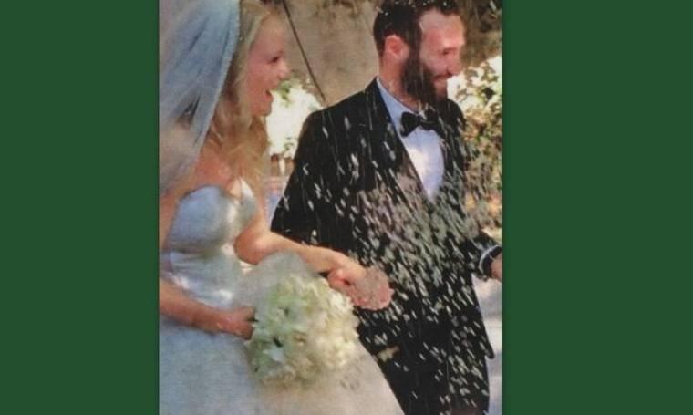 Φωτογραφίες από το γάμο του Δημήτρη Σαλπιγγίδη!