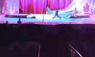 Δυστύχημα σε τσίρκο: Θανάσιμη πτώση Βραζιλιάνου ακροβάτη! (video)