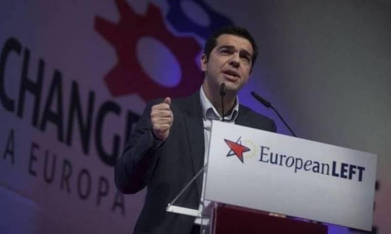 Ευρωεκλογές 2014 - Τσίπρας: Εκλογές το συντομότερο δυνατόν