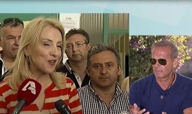 Εκλογές 2014: Η γνωριμία του Κωστόπουλου με τη Δούρου και η συμβουλή που της έδωσε