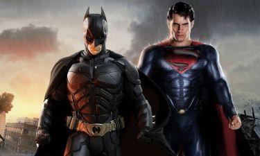 Batman και Superman μαζί στην οθόνη