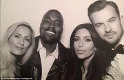 O πάστορας-μοντέλο που πάντρεψε την Kardashian