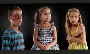 Το φωτογραφικό project για την ψυχική και λεκτική βία που συγκλονίζει!