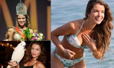 Κατερίνα Σικινιώτη: Η Ελληνίδα Μις Πορτογαλία δηλώνει: «Μου αρέσουν οι Έλληνες»