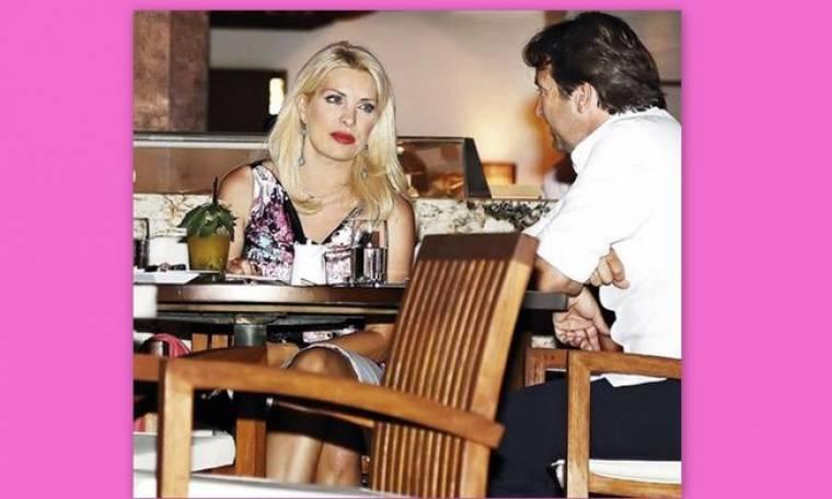 Το ρομαντικό δείπνο της Ελένης με τον Ματέο! (φωτό)