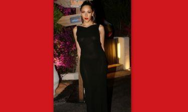 VMA 2014: Με το διάφανο φόρεμα μας τα έδειξε όλα!