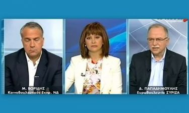 Η δημόσια απολογία της Χούκλη για το δελτίο ειδήσεων του Ant1 παραμονές των εκλογών