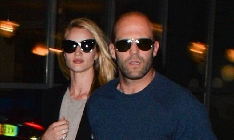 Jason Statham - Rosie Huntington-Whiteley: Και πάλι μαζί!