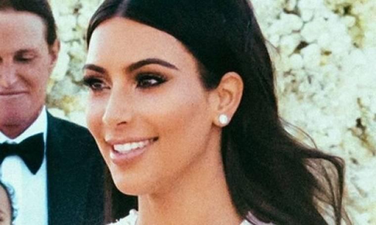 Αυτά τα προϊόντα μακιγιάζ φόρεσε η Kim Kardashian στο γάμο της!
