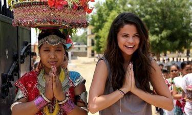 Selena Gomez: Ταξίδεψε στο Νεπάλ ως Πρέσβειρα της UNICEF