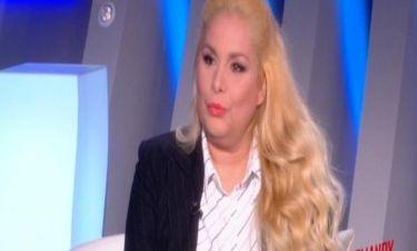 Τζένη Χειλουδάκη: «Πονάω για την φίλη μου, Νανά Καραγιάννη. Έχετε κάνει ένα σωρό πλάσματα ανορεξικά»