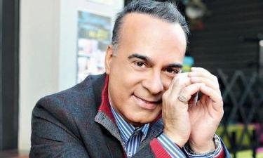 Φώτης Σεργουλόπουλος: «Είμαι ευτυχισμένος με τον ερχομό του γιου μου»