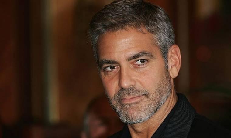 O George Clooney στην Ελλάδα