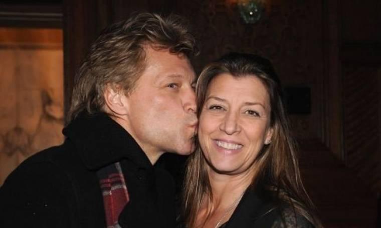 Στο νοσοκομείο η σύζυγος του Jon Bon Jovi - Έκοψε τις φλέβες της με το μαχαίρι