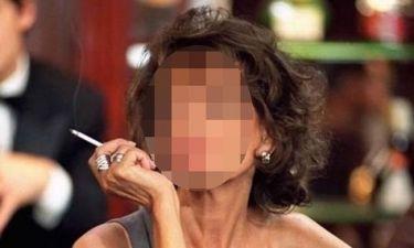 Απίστευτο επεισόδιο με πασίγνωστη ηθοποιό – Της ζήτησε να σβήσει το τσιγάρο και τη χαστούκισε!