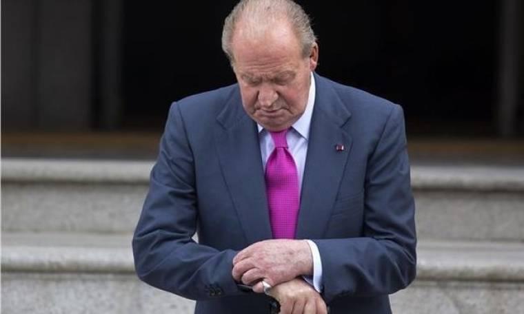 Παραιτήθηκε από τον ισπανικό θρόνο ο βασιλιάς Χουάν Κάρλος