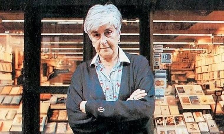 Έφυγε από την ζωή η εκδότρια της «Εστίας», Μάνια Καραϊτίδη