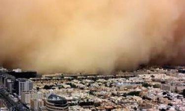 Ιράν: Αμμοθύελλα σκόρπισε τον θάνατο