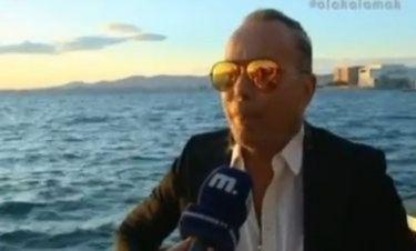 Λάκης Γαβαλάς: «Ζητώ δημόσια συγγνώμη στην Ρούλα Κορομηλά αλλά…»