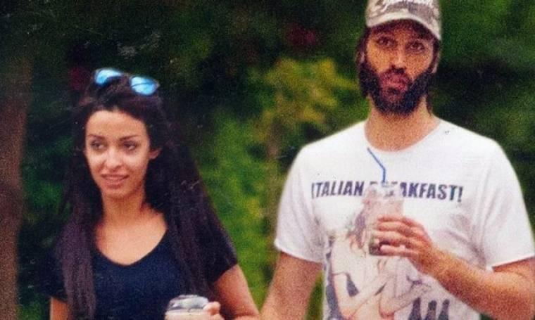 Ελένη Φουρέιρα – Γιώργος Σαμαράς: Βόλτα στην Γλυφάδα!