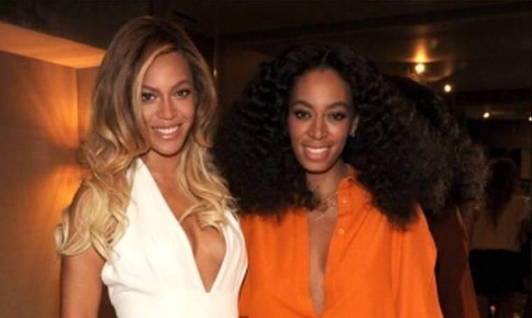 Beyonce - Solange: Μετά το ασανσέρ… πρώτη δημόσια εμφάνιση