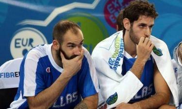 Ολυμπιακός: Δεν πάνε Μουντομπάσκετ Σπανούλης και Περπέρογλου