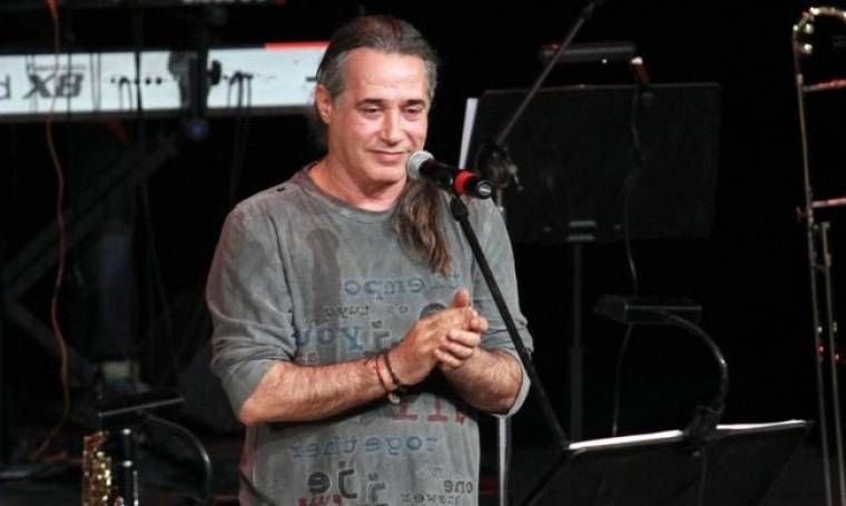 Παντελής Θαλασσινός: Η συναυλία του επί Αθηναϊκού εδάφους