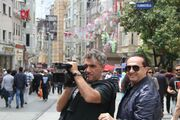 Πανταζής: Στην Κωνσταντινούπολη για τα γυρίσματα του νέου του video clip