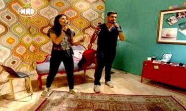 Συνατσάκη - Ουγγαρέζος: Τραγουδούν το... «Μια Ζωή Μαζί»