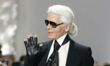 Ποιος τόλμησε να μηνύσει τον Karl Lagerfeld;