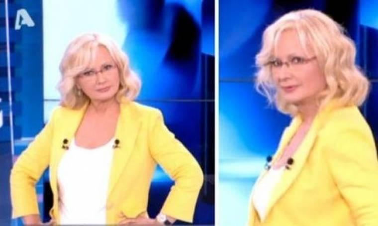 Ο απίστευτος εκνευρισμός on air της Αγγελικής Νικολούλη!