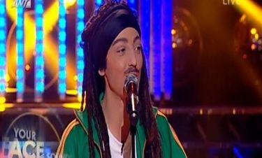 Βανέσσα Αδαμοπούλου: Η μεταμφίεσή της στον τραγουδιστή των Locomondo