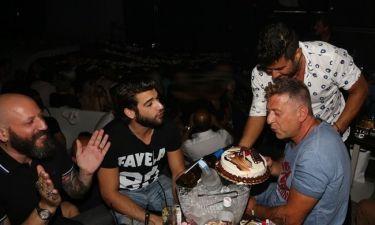 Κώστας Κόκλας: Γιόρτασε τα γενέθλιά του με φίλους