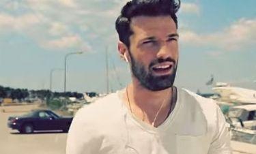 Κωνσταντίνος Αργυρός: Στο νέο του βίντεο κλιπ με την οικογένεια και τους φίλους του!